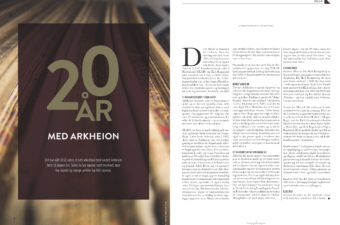 20 år med Arkheion