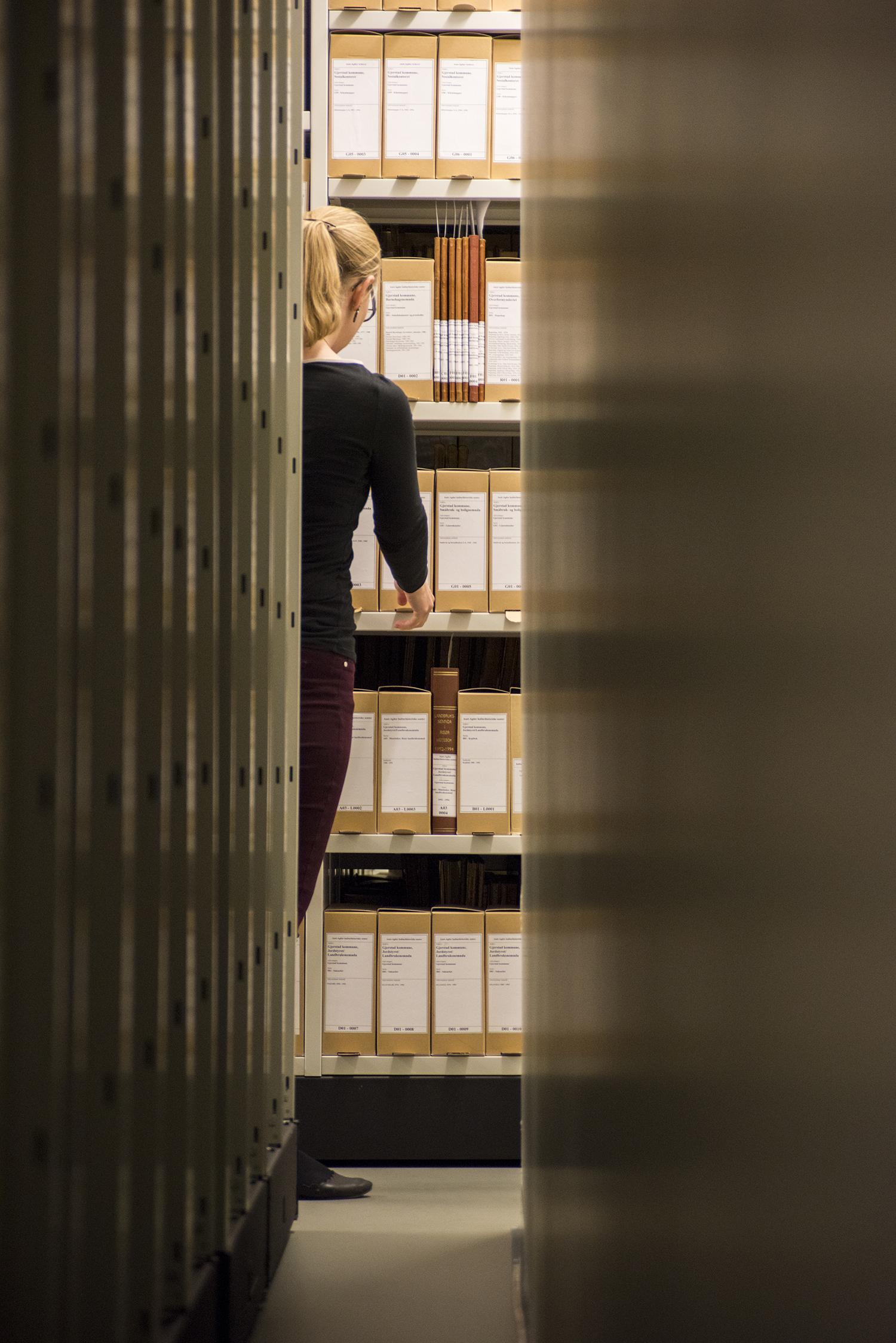Arkivorganisering og tjenester – Hvordan påvirker arkivorganisering tjenestene som leveres?